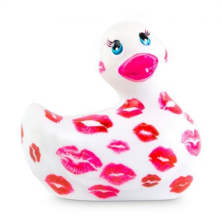 I Rub My Duckie Body Massager Romance Pink & White