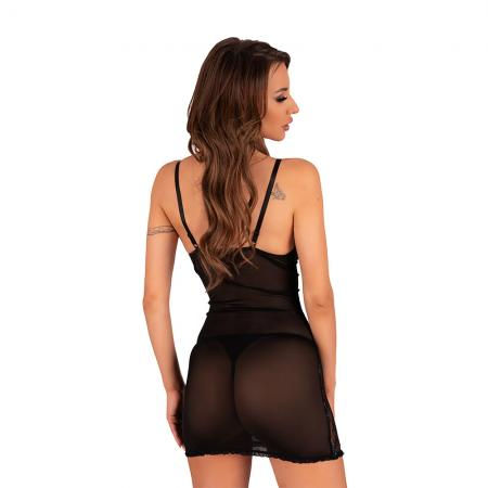 Corsetti Enamell Dress and GString